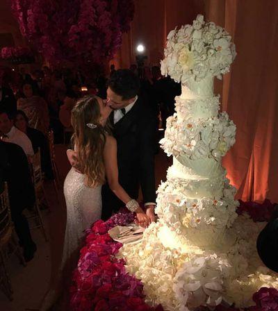 Sofía Vergara And Joe Manganiello's $65,000 wedding cake
