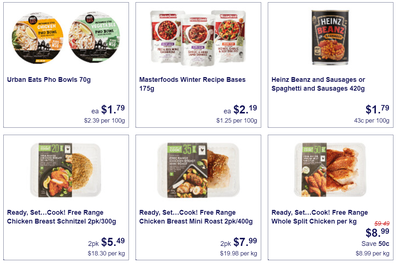 Aldi has some great new products on offer this week.