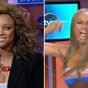 Model Tyra Banks reveals she hasn't washed her famous 2007 swimsuit