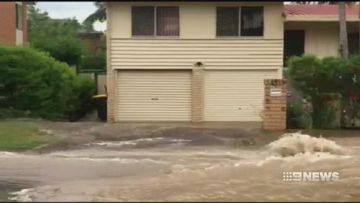 VIDEO: Sixteen Brisbane water mains rupture in two days