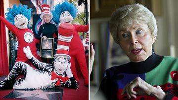Dr Seuss widow Audrey Geisel death