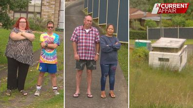 The eyesore causing a stink for Aussie neighbours
