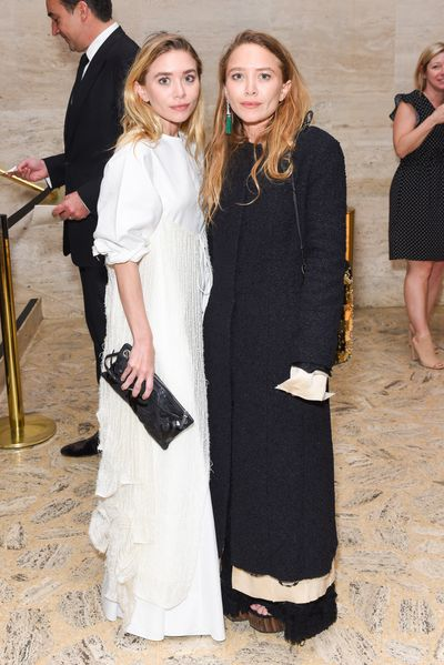 Ashley and Mary-Kate Olsen at Youth America Grand Prix Gala in New York, April,  2017