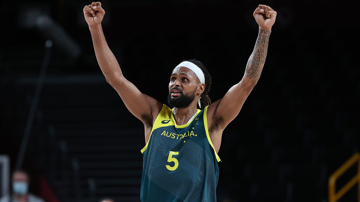 Tokyo Olympics 2021: Patty Mills says Boomers' bronze medal a win for Australia's basketball forefathers