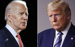 Trump compares Biden to a zombie in new ad ahead of Halloween