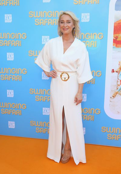 Asher Keddie at the <em>Swinging Safari </em>premiere in Sydney, Australia.&nbsp;