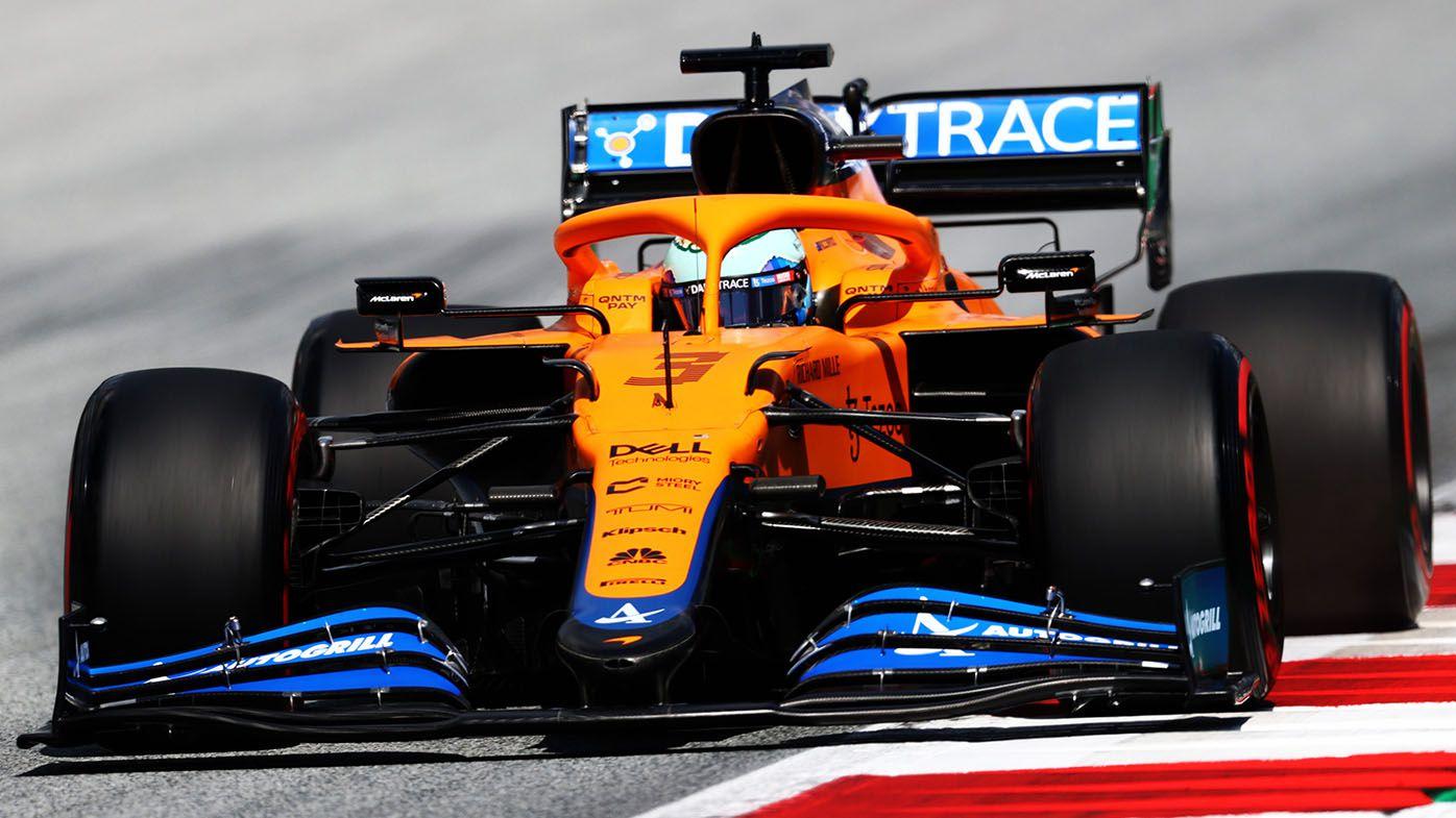 The McLaren problem that's crushing Ricciardo