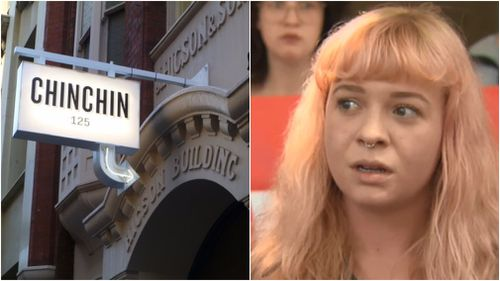 Sorcha Harrop is taking the popular eatery to court. (Trip Advisor/ 9NEWS)