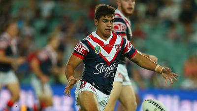 Roosters sack young star over failed drugs test