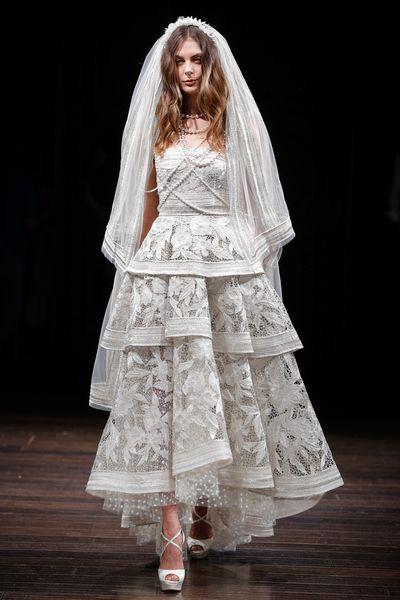 Naeem Khan, New York Bridal Fashion Week, 2017