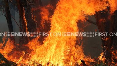 Residents are furious their homes are under threat due to the botched controlled burn.