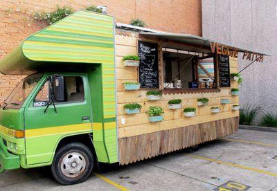 Veggie Patch Van, Sydney