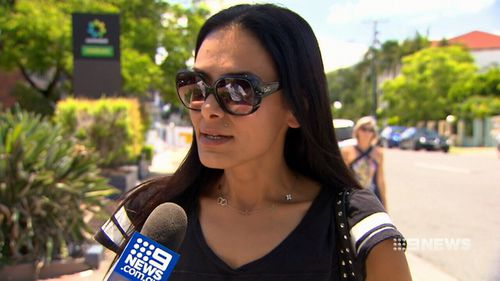 Ipswich woman Sandra Saedi spoke to 9NEWS about her trouble finding work. (9NEWS)