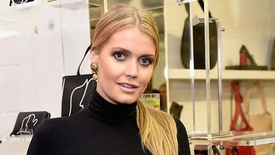 Lady Kitty Spencer, October 2017