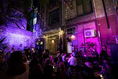 Bars, Sydney