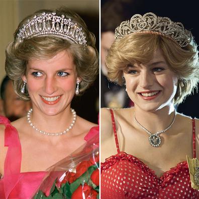 Actresses, played Princess Diana, TV, movies, Emma Corrin