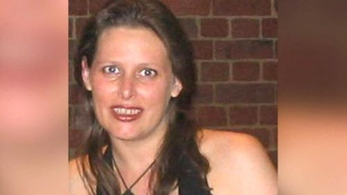 Angelika Peters was last seen wearing a blue top and dark pants. (supplied)