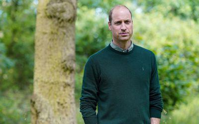 Prince William hosts TV documentary for Earthshot Prize, October