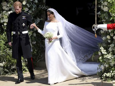 Royal brides are limited in the designers they can choose from