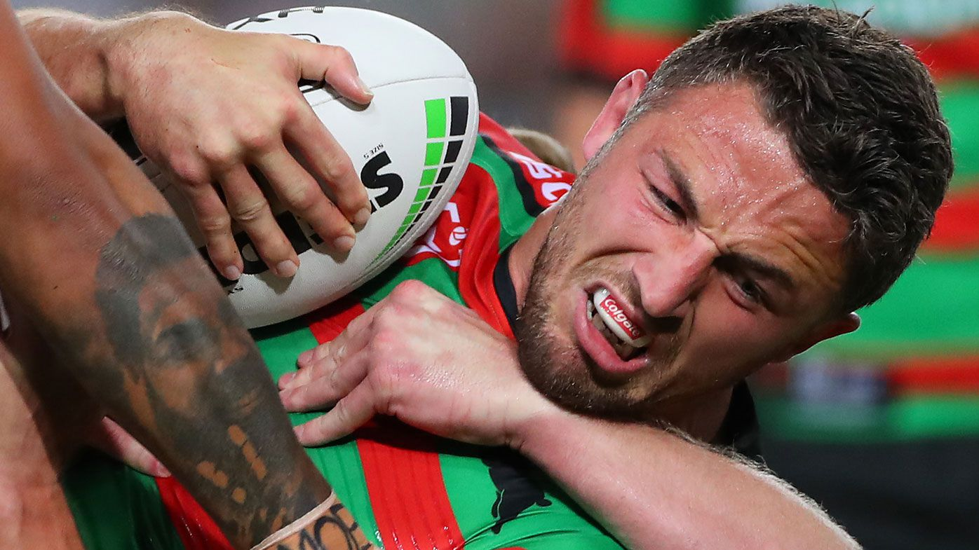 How Sam Burgess is impacting his mighty legacy with foolish judiciary charges