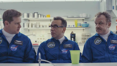 'Moonbase 8' is an oddball space comedy with heart.