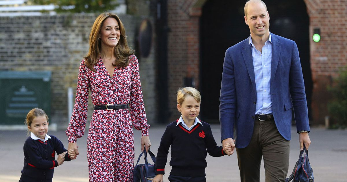 Kate reveals 'mean' home schooling trick for George and Charlotte – 9Honey