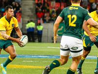 Beale's first minute brain-fade sums up Wallabies woes
