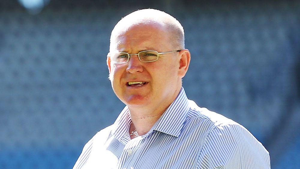 AFL media manager Patrick Keane.(Getty)