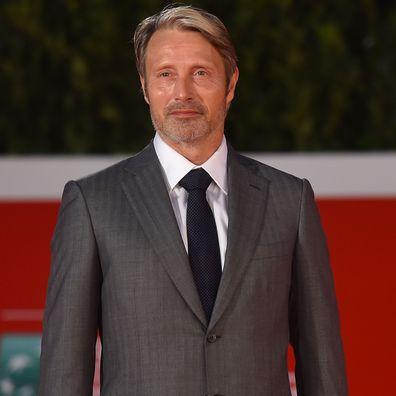 Mads Mikkelsen at 15th Rome Film Fest. Red carpet Druk. Rome (Italy), October 20th, 2020.