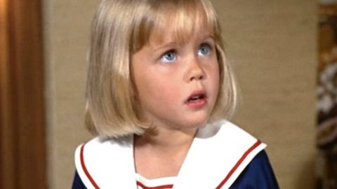 Tabitha from Bewitched played by Erin Murphy