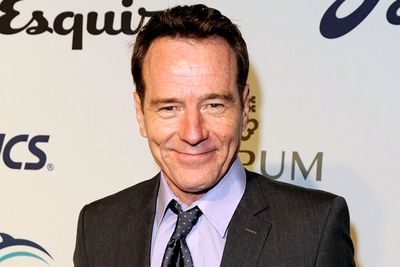Hard to believe leading man Bryan Cranston used to play the goofy dad on Malcolm in the Middle. He shaved his own head on camera and dropped several kilos to play Walter.
