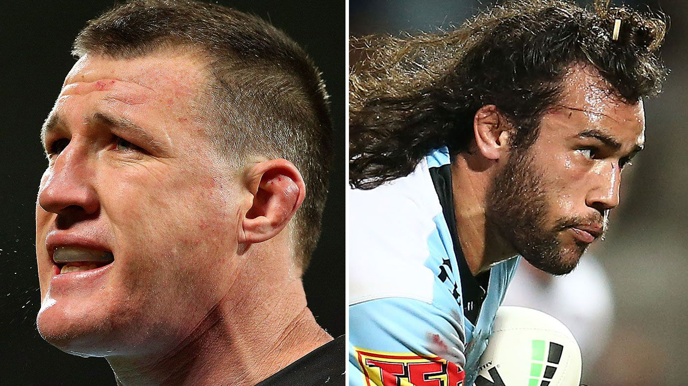 Paul Gallen says the NRL needs to stop 'gagging' players after Toby Rudolf cops formal warning