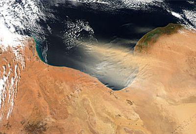 Al Aziziya, Libya