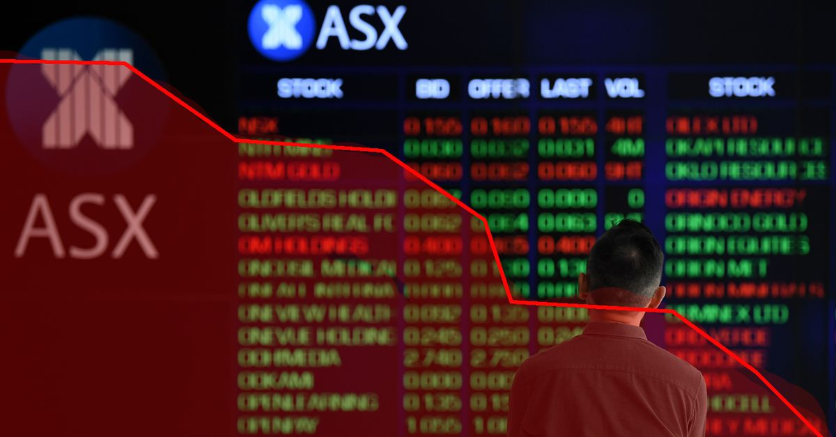 Aussie stocks slump to worst day in four weeks ahead of US election – 9News