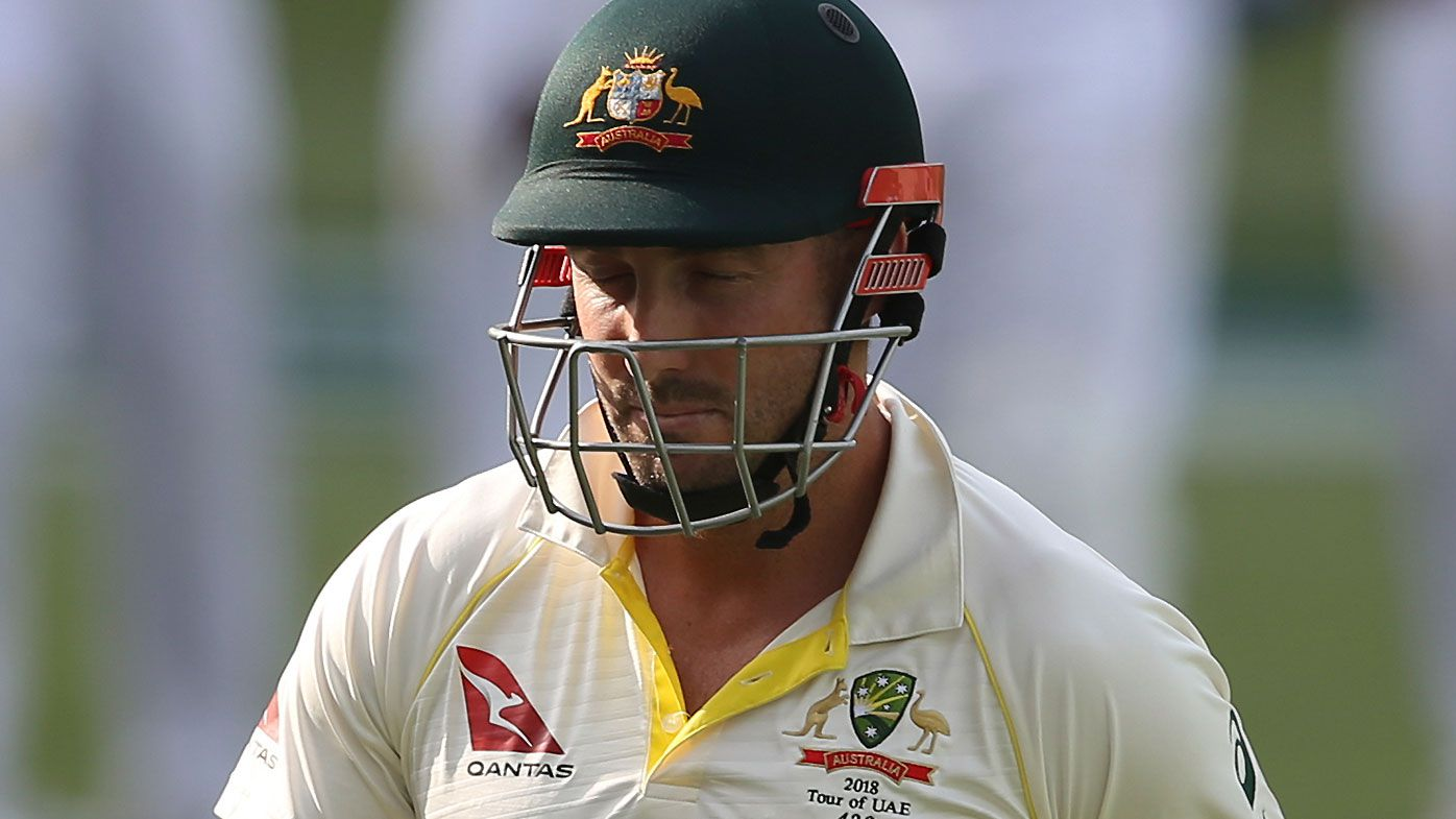 Former Australian great Mike Hussey casts doubts over Shaun Marsh selection