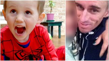 William Tyrrell's biological dad jailed over drugs and theft