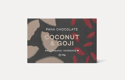 Pana Coconut & Goji Berries