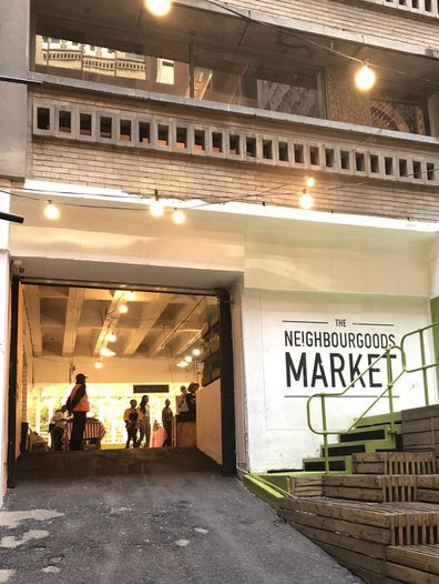 Neighbourgoods Market Johannesburg