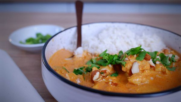 9Honey Quarantine Kitchen: This is the easiest ever butter chicken recipe