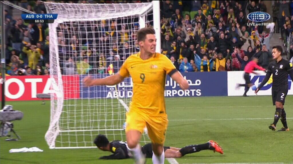Juric's golden goal