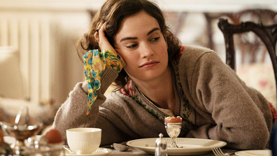 'The Pursuit of Love' is an adaptation of the 1945 novel by Nancy Mitford.