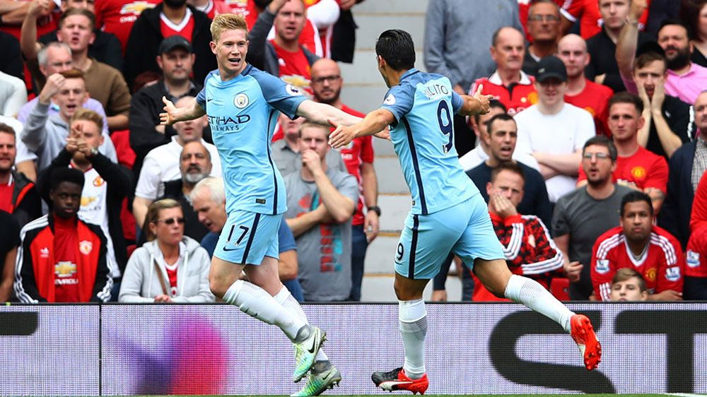 Kevin de Bruyne, who was never appreciated by Mourinho when they were at Chelsea together, proved instrumental in City's win.