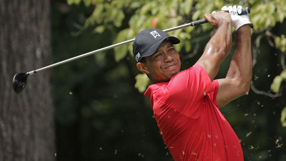 Tiger Woods. (AAP)