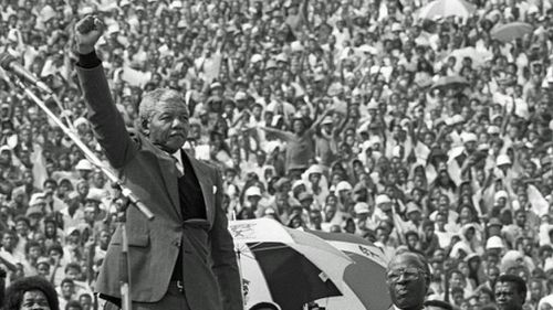 Mandela's freedom sparked change in South Africa.