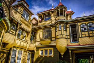 <strong>The Winchester Mystery House, San Jose</strong>