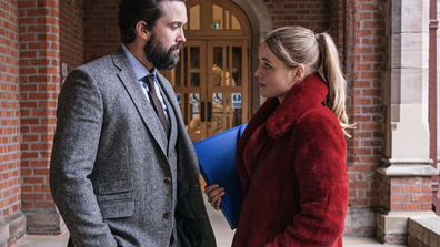 Emmett J Scanlan and Emily Reid and Paul Mescal star in the psychological thriller.