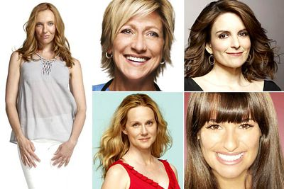 Toni Collette &mdash; <I>United States Of Tara</I><br/>Edie Falco &mdash; <I>Nurse Jackie</I><br/>Tina Fey &mdash; <I>30 Rock</I><br/>Laura Linney &mdash; <I>The Big C</I><br/>Lea Michele &mdash; <I>Glee</I><br/><br/><b>TVFIX prediction:</b> Edie Falco should <i>not</i> win (as she admitted when she won the Emmy, she's not funny, even though she is a brilliant actress). It would be un-Australian not to back Toni Collette, who was excellent in <i>Tara</i>'s second season.