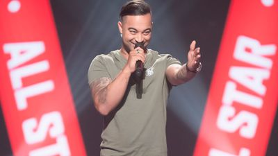 Chris confirms he is related to Coach Guy Sebastian
