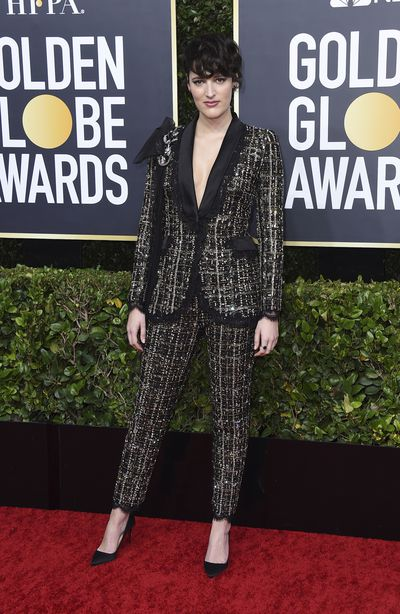 Golden Globes' best dressed: Phoebe Waller-Bridge