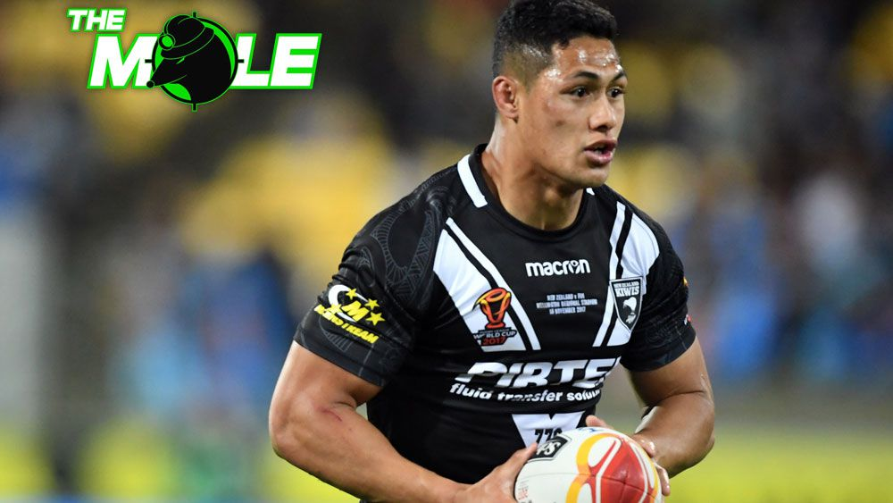 The Mole: Wests Tigers chasing Roger Tuivasa-Sheck